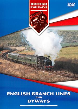 British Railways: English Branch Lines and Byways Online DVD Rental
