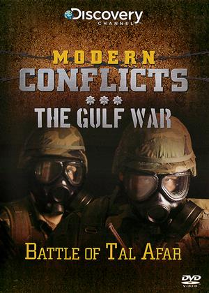 Modern Conflicts: The Gulf War: Battle of Tal Afar Online DVD Rental