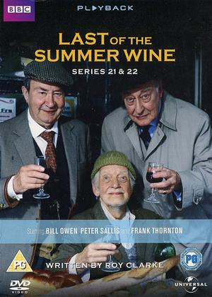 Last of the Summer Wine: Series 21 and 22 Online DVD Rental