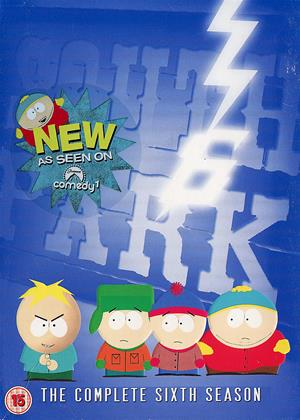 South Park: Series 6 Online DVD Rental