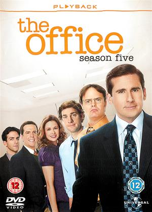 The Office: An American Workplace: Series 5 Online DVD Rental