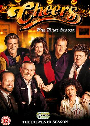 Cheers: Series 11 Online DVD Rental