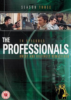 The Professionals: Series 3 Online DVD Rental