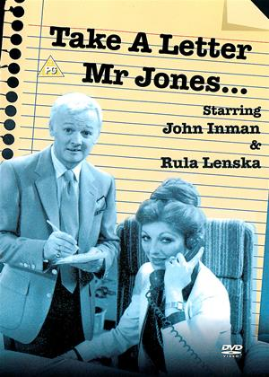 Take a Letter Mr. Jones: The Complete Series Online DVD Rental