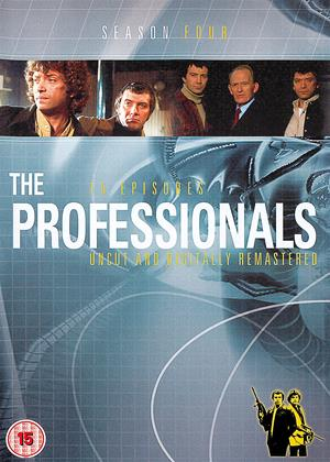 The Professionals: Series 4 Online DVD Rental