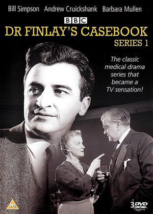 Rent Dr. Finlay's Casebook: Series 1 Online DVD Rental