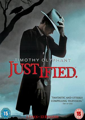Justified: Series 5 Online DVD Rental