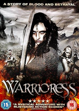 Warrioress Online DVD Rental