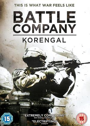 Battle Company: Korengal Online DVD Rental