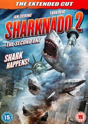 Rent Sharknado 2: The Second One Online DVD Rental