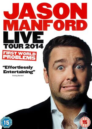 Jason Manford: First World Problems: Live Tour Online DVD Rental