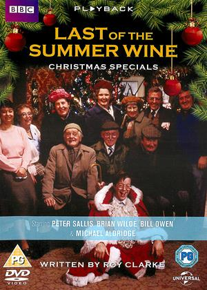 Last of the Summer Wine: Christmas Specials: Vol.1 Online DVD Rental