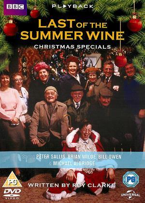 Rent Last of the Summer Wine: Christmas Specials: Vol.1 Online DVD Rental