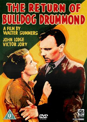 Rent The Return of Bulldog Drummond Online DVD Rental
