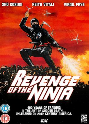 Rent Revenge of the Ninja Online DVD Rental