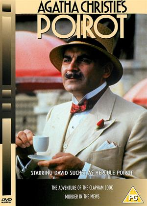 Agatha Christie's Poirot: The Adventure of the Clapham Cook / Murder in the Mews Online DVD Rental