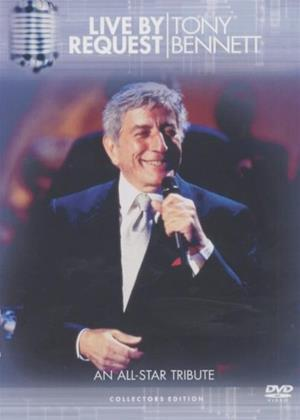 Tony Bennett: Live by Request Online DVD Rental