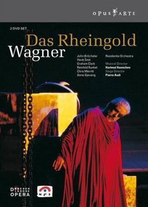 Rent Wagner: Das Rheingold: Het Muziektheater Amsterdam Online DVD Rental