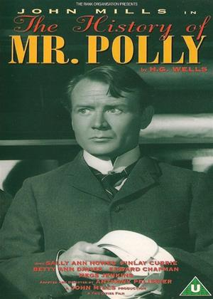 The History of Mr Polly Online DVD Rental