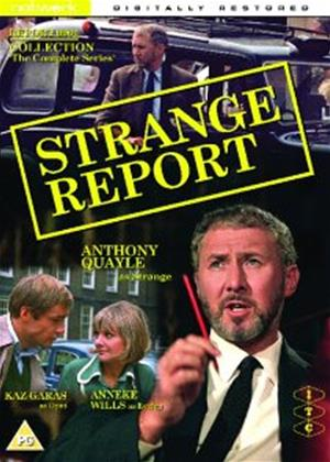 Rent Strange Report Online DVD Rental