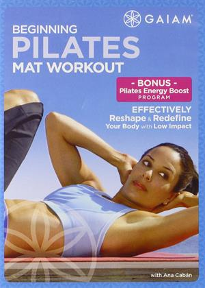 Rent Pilates: Beginning Mat Workout Online DVD Rental