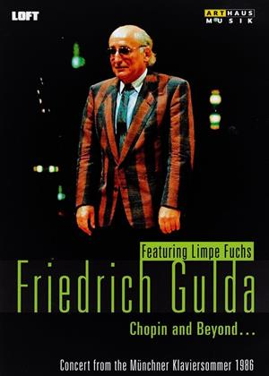 Rent Friedrich Gulda: Chopin and Beyond Online DVD Rental