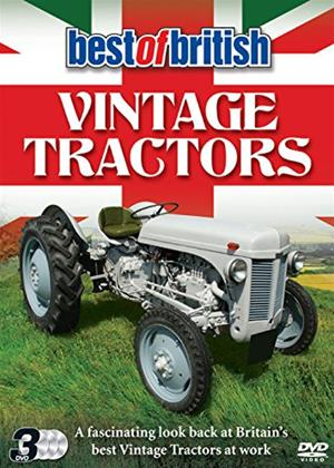 Best of British Vintage Tractors Online DVD Rental