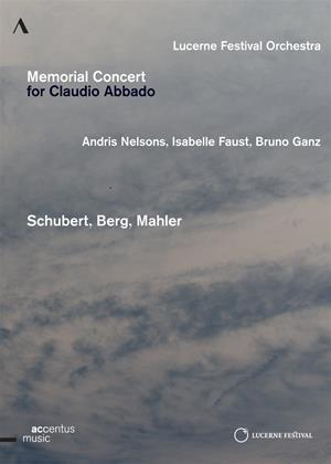 Rent Memorial Concert for Claudio Abbado Online DVD Rental