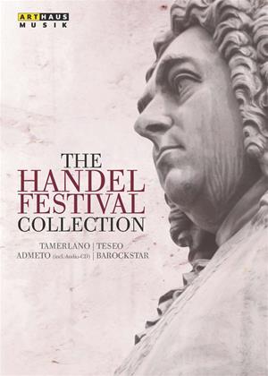 Rent The Handel Festival Collection Online DVD Rental