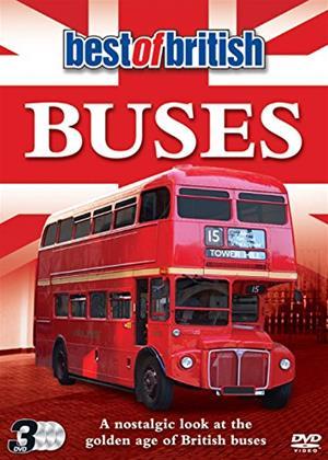 Best of British Buses Online DVD Rental