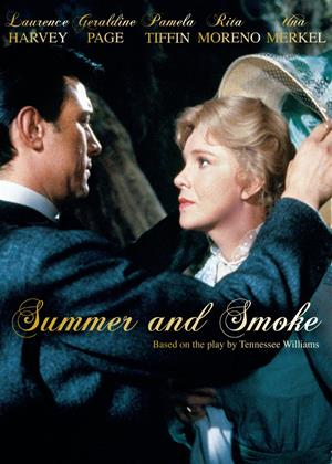 Summer and Smoke Online DVD Rental
