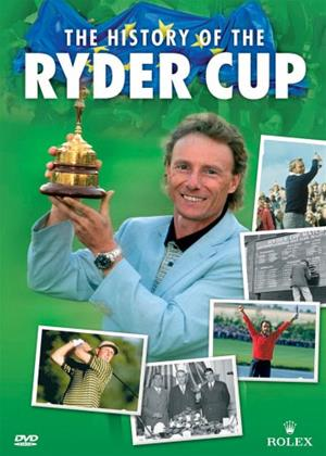 The History of the Ryder Cup Online DVD Rental