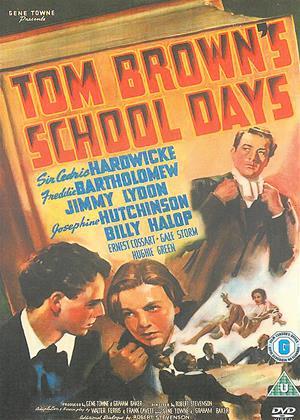 Rent Tom Brown's School Days Online DVD Rental
