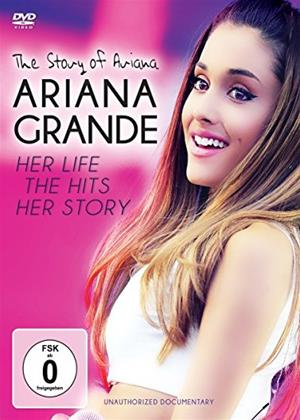 Rent Ariana Grande: The Story of Ariana Online DVD Rental