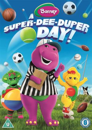 Barney: A Super-Dee-Duper Day! Online DVD Rental