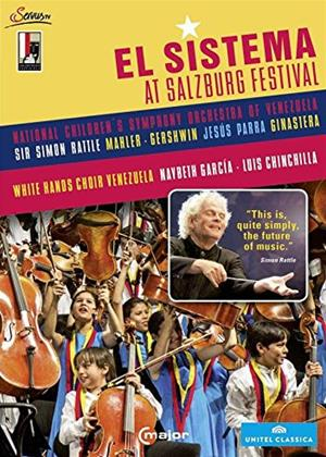 Rent El Sistema at Salzburg Festival Online DVD Rental