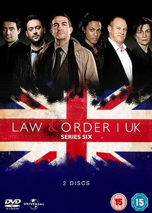 Law and Order UK: Series 6 Online DVD Rental