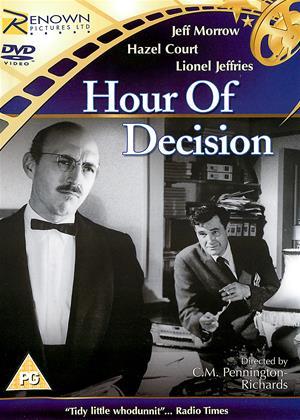 Rent Hour of Decision Online DVD Rental