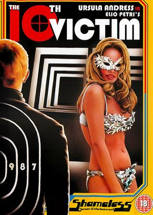 Rent The 10th Victim (aka La Decima Vittima) Online DVD Rental