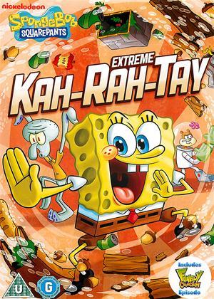 Rent SpongeBob SquarePants: Extreme Kah-Rah-Tay Online DVD Rental