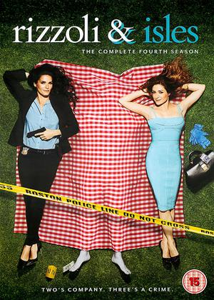 Rizzoli and Isles: Series 4 Online DVD Rental
