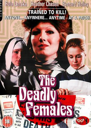 Rent The Deadly Females Online DVD Rental