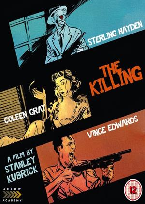 The Killing / Killer's Kiss Online DVD Rental