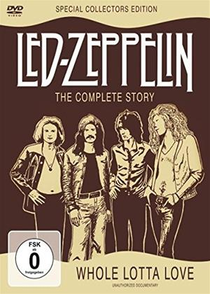 Rent Led Zeppelin: Whole Lotta Love Online DVD Rental