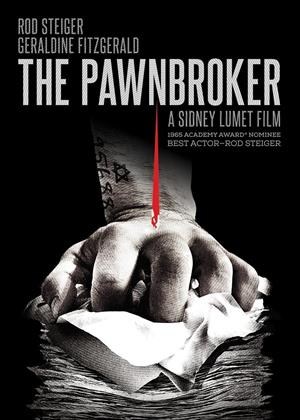 Rent The Pawnbroker Online DVD Rental