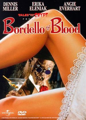 Bordello of Blood Online DVD Rental