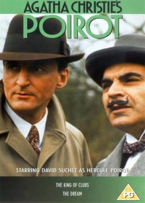 Rent Agatha Christie's Poirot: The King of Clubs / The Dream Online DVD Rental