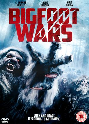 Bigfoot Wars Online DVD Rental