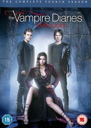 The Vampire Diaries: Series 4 Online DVD Rental
