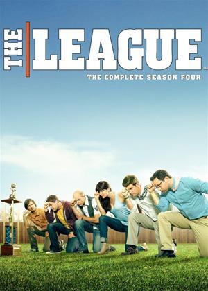 Rent The League: Series 4 Online DVD Rental